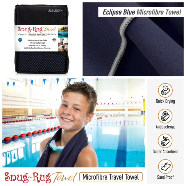 Snug-Rug Microfibre Towel