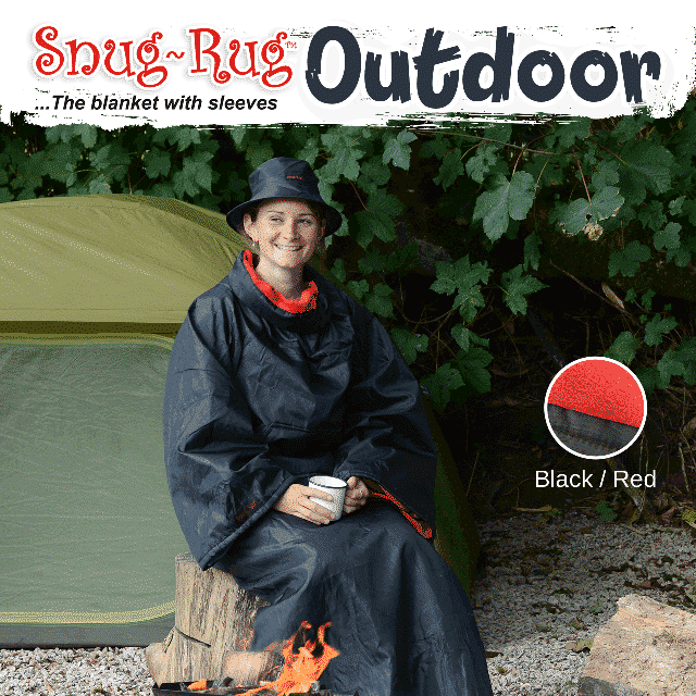 Snug-Rug™ Outdoor Blanket