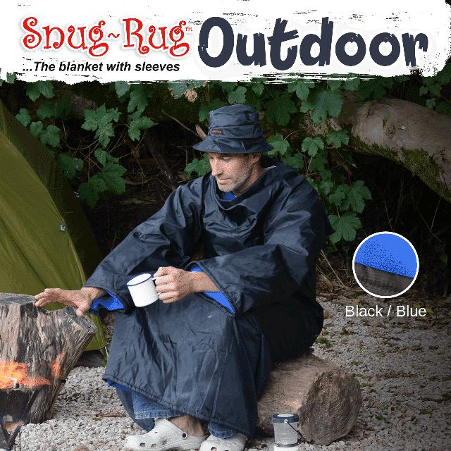 Snug-Rug™ Outdoor Blanket